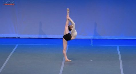 While dance team found success at nationals, Abby Drueke found success in dance team