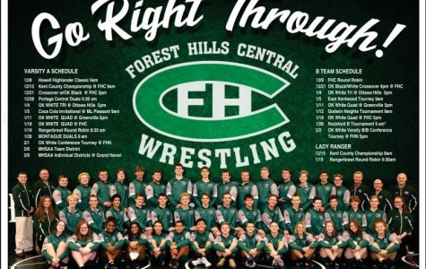 Varsity B wrestling has an overall successful year individually and collectively