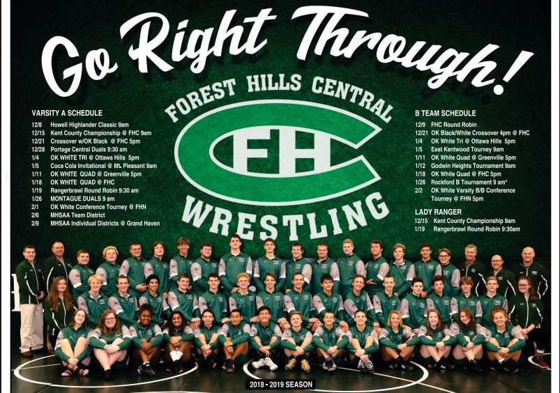 Varsity wrestling closes out the season, looks to youth for future success