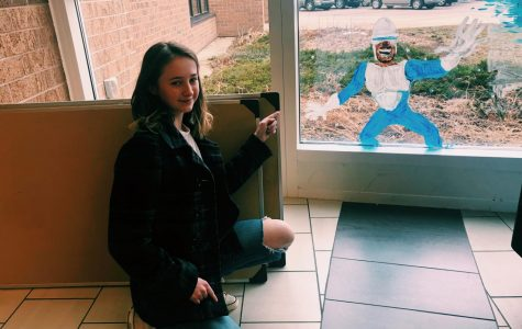 Ella Satterthwaite views life through a positive and inspired lens