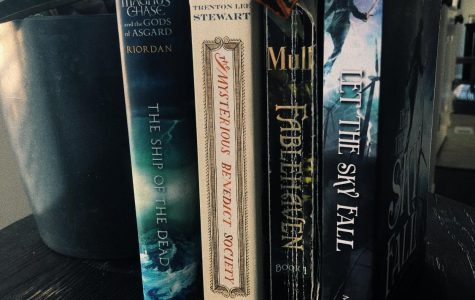 Four of my favorite fantasy novel finds