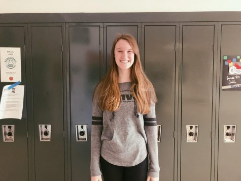 Humans of FHC: Kristen Giles