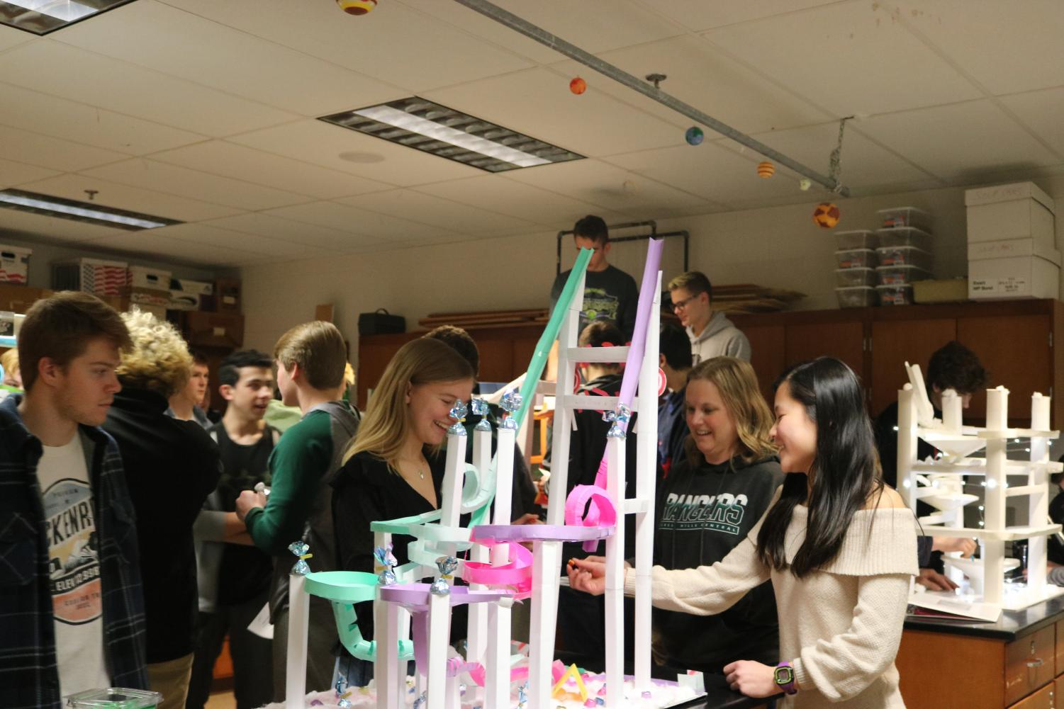 Physics Rollercoaster Project: Photo Gallery