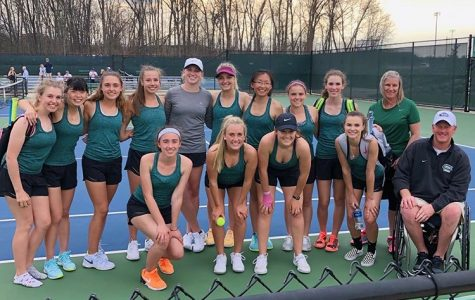 Girls varsity tennis looks to win Regionals over rivals and have success at States