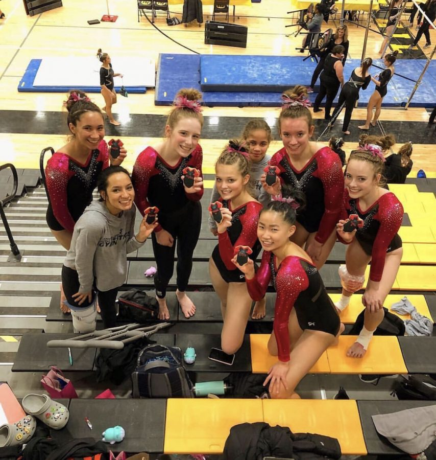 Gymnastics+advances+to+State+Championship+after+placing+third+at+Regionals