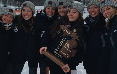Girls varsity ski graduates several key seniors after successful season