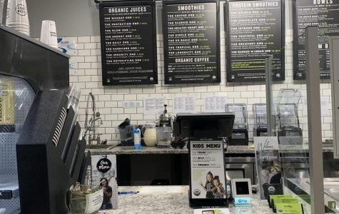 East Grand Rapid's Clean Juice was a pleasant visit, but ultimately not for me