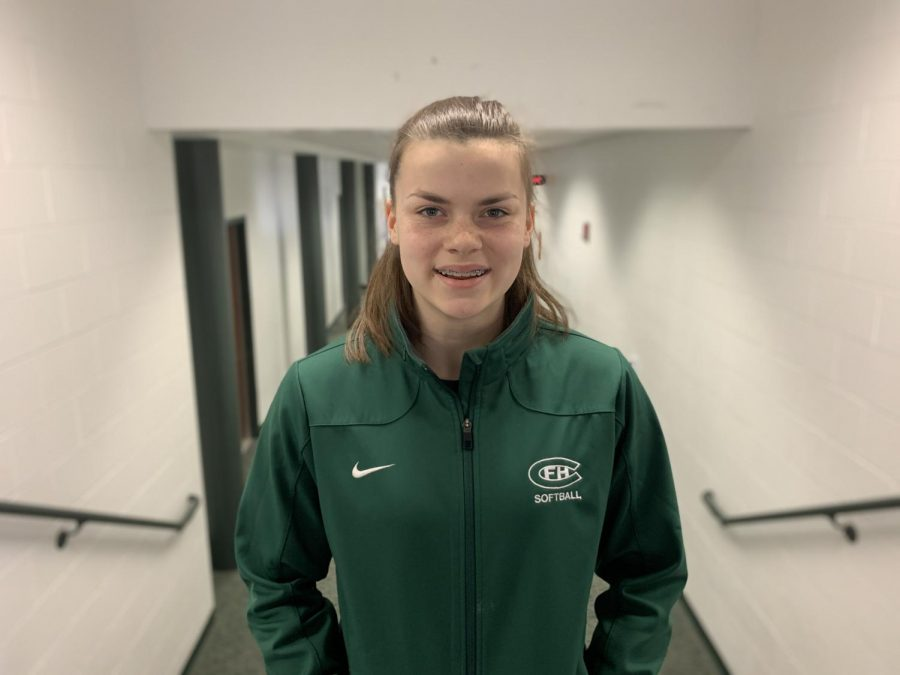 Humans of FHC: Remmie Gavle