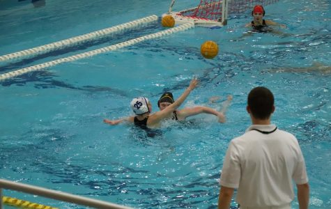 Varsity water polo loses nail-biter to Grandville