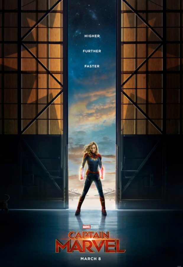 Captain+Marvel+overcomes+negative+feedback+to+tell+an+entrancing+and+empowering+story
