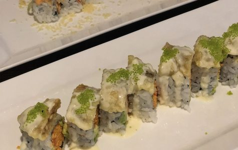 Soho Sushi proved the long drive to be worth it