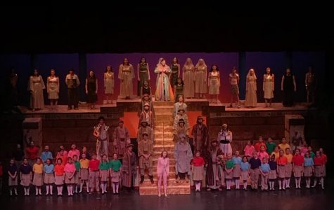 The dreamcoat wasn't the only thing amazing about Joseph and the Amazing Technicolor Dreamcoat