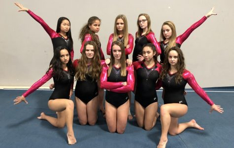 Gymnastics looks to underclassmen for future success