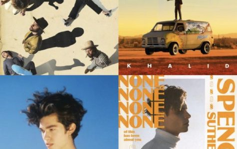 March is the month of music: my favorite singles of the month