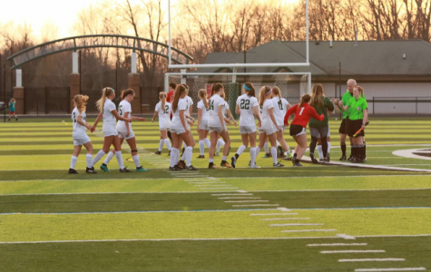 Girls varsity soccer earns third straight victory over Grand Rapids Christian 5-0
