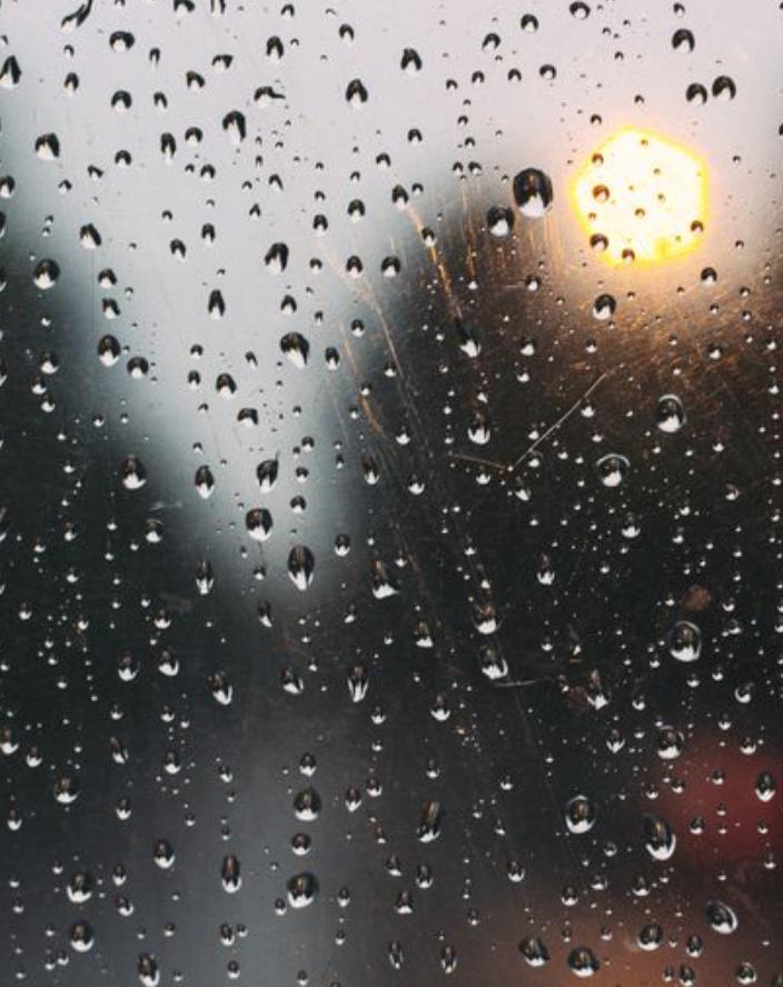 I've always liked the rain