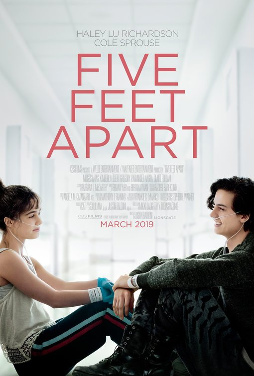 Five Feet Apart encouraged viewers to not take simple pleasures for granted