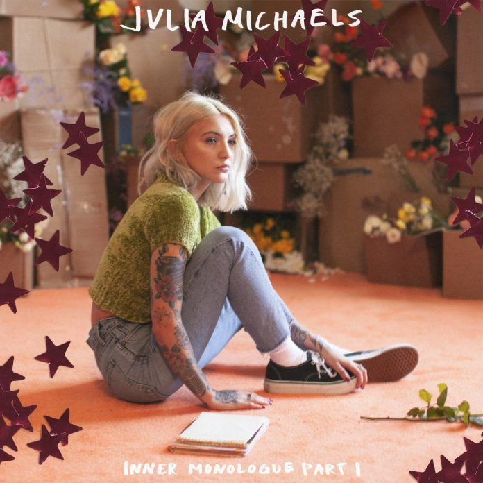 Julia Michaels' EP Inner Monologue Part 1 voices her honest thoughts while maintaining relatability