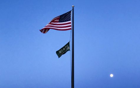 FHC's longstanding State Champion flag represents school pride in tradition and excellence