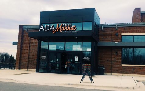 Ada Market is the perfect addition to downtown Ada's Atmosphere