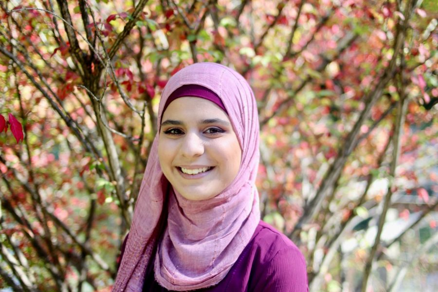 Ayah Ayesh has discovered her life passion, and it's right at home