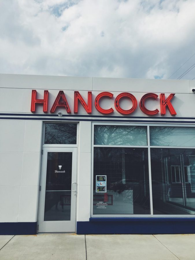 Hancock made me question why I ever stopped eating chicken
