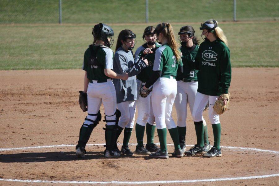 Varsity softball falls just short to Unity Christian