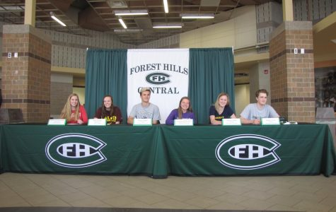 Athlete Signing: Photo Gallery 2019