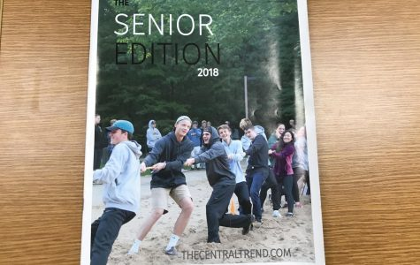 The senior video, yearbook, and Senior Edition help commemorate the Class of 2019's final year