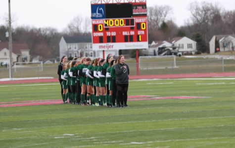 Girls varsity soccer suffers first loss of the season to Gull Lake 3-0