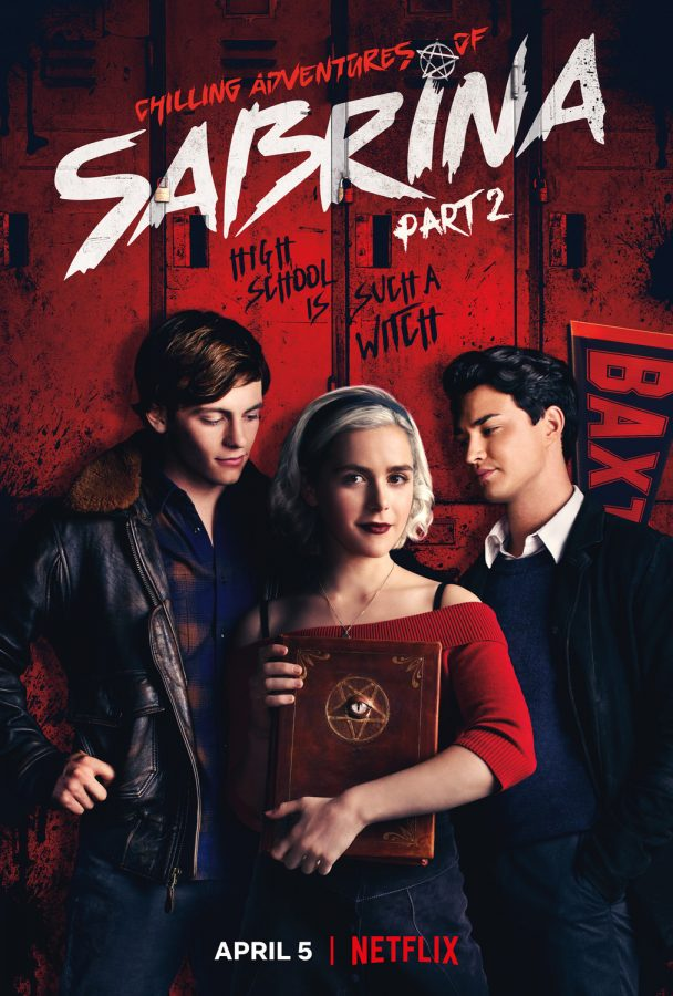 Season two of The Chilling Adventures of Sabrina takes the story to all new heights