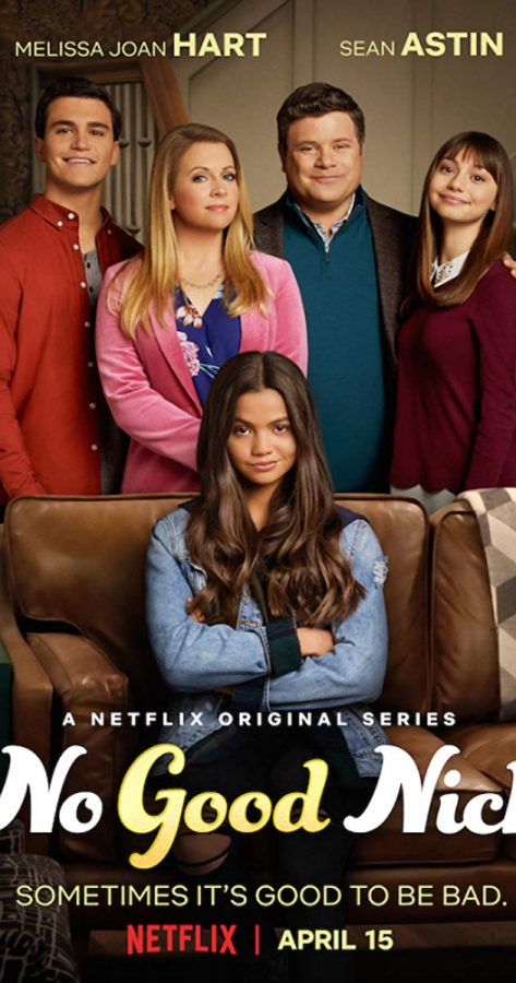 Netflix's new show No Good Nick fails to stand behind a comprehensive message