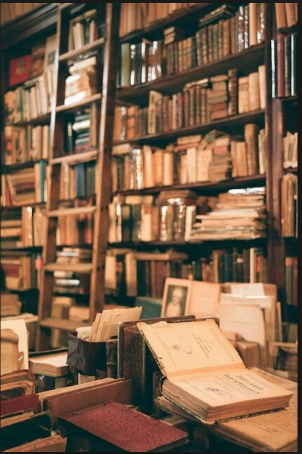Four things books have taught me