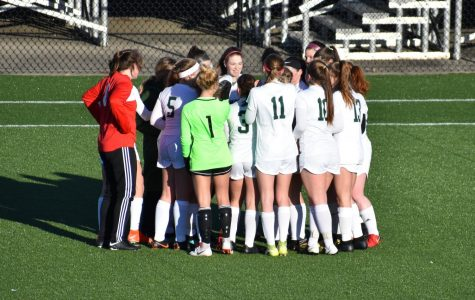 Girls varsity soccer defeats Lowell 2-0 in its fourth consecutive shutout