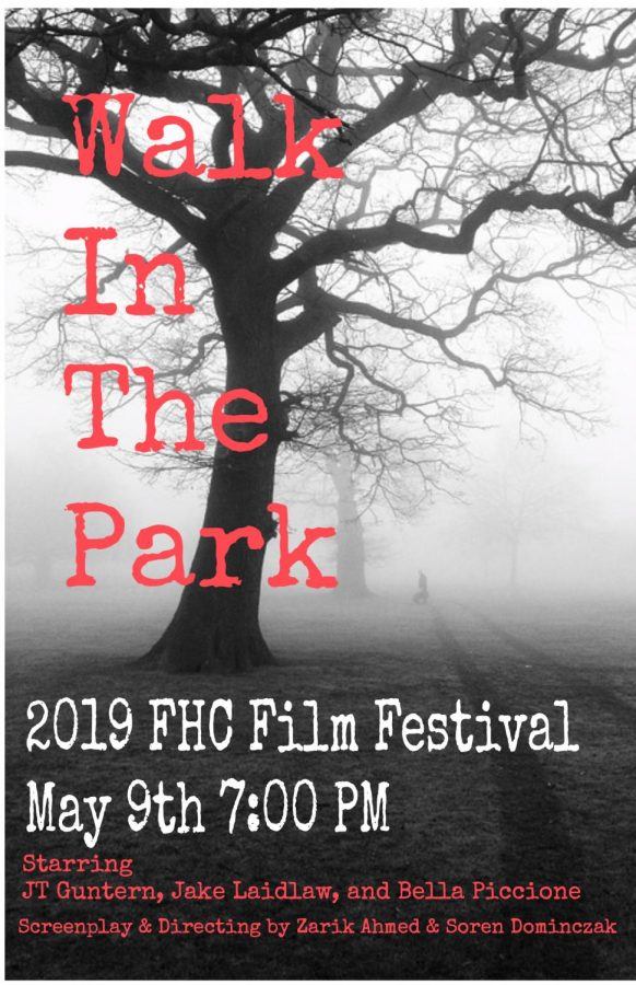 Walk in the Park - Filmfest Preview Q&A