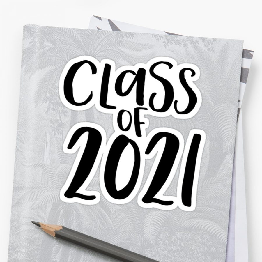 Class of 2021, it's almost time—soon