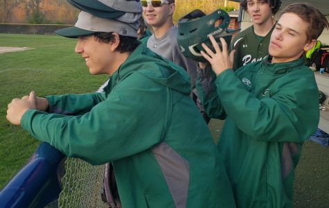 Freshman baseball wins back-to-back 8-6 games to sweep East Grand Rapids