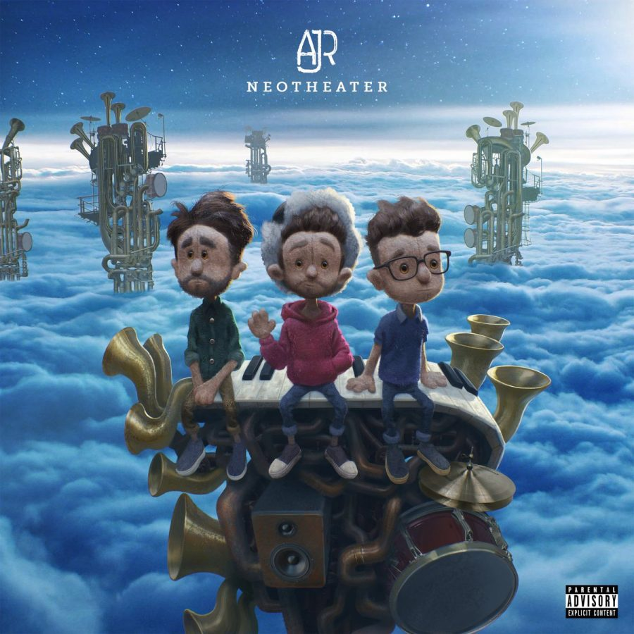 AJR's new album Neotheater met all of my requirements for truly good music