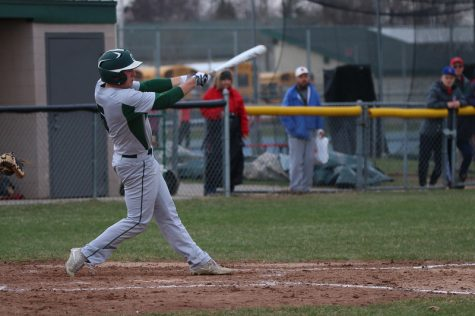 JV baseball struggles against Hudsonville, drops pair of games