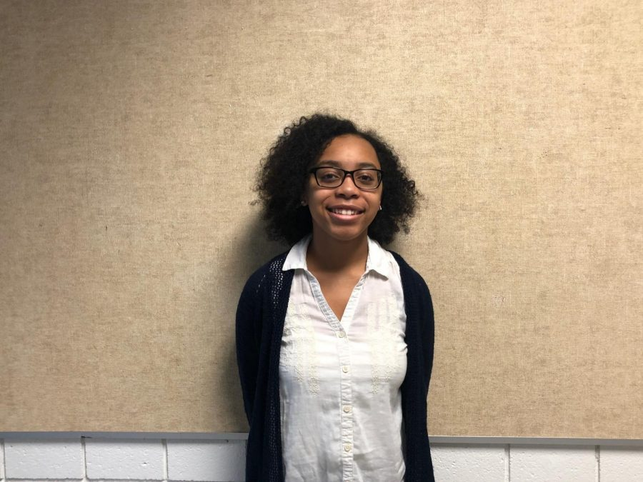 Student Council Q&A: Maurielle Hayes