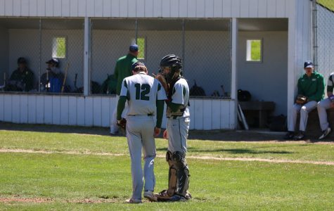 Varsity baseball picks up three big wins over Ottawa Hills