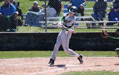 Varsity baseball struggles against rivals at Fifth Third Ballpark