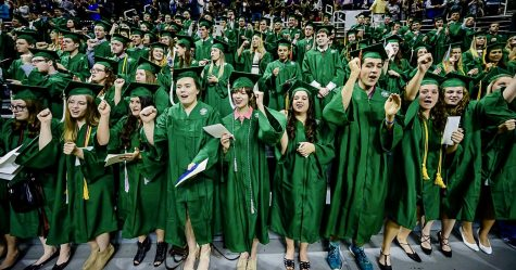 Baccalaureate Ceremony gives students a chance to express how they feel about their impending graduation