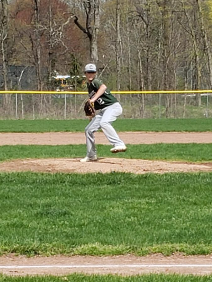 Freshman baseball cant put a run on the board against Mona Shores after offensive surge earlier in the week