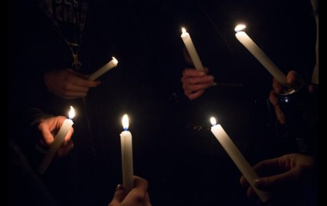 The Candlelight Ceremony represents bittersweet goodbyes among the Class of 2019 and a call for new leadership from the Class of 2020