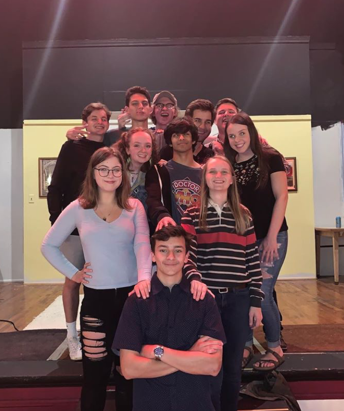 Improv After Dark's talented cast provided an entertaining, humorous show for a mature audience