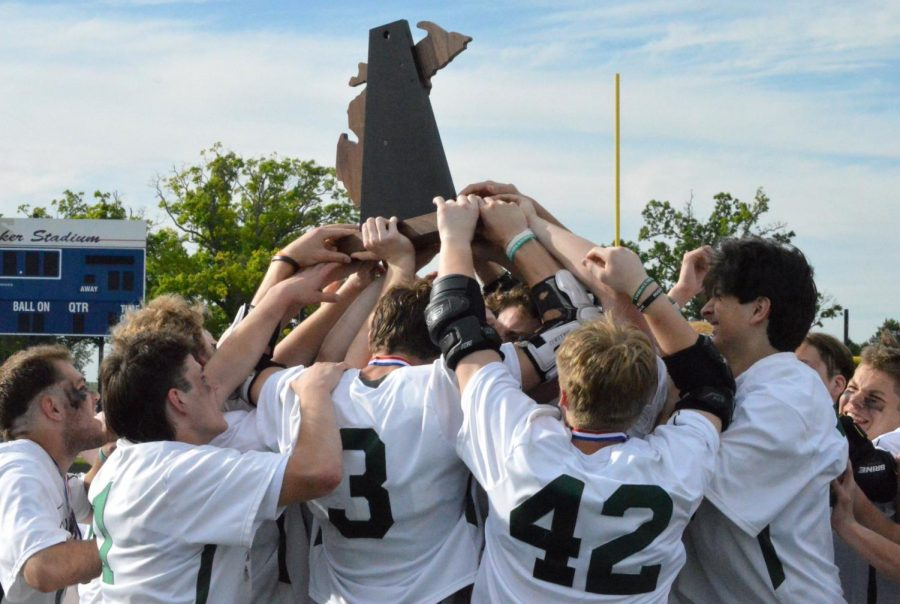 Boys+varsity+lacrosse+claims+emotional+State+championship+win%2C+defeats+rival+Forest+Hills+Eastern+20-4