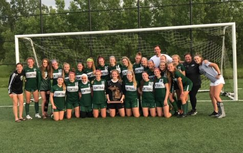 Late game heroics push girls varsity soccer past Midland 2-0 to win the Regional title