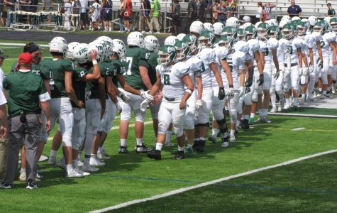 First Varsity Football Game @Home vs. Jenison: Photo Gallery