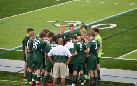 Boys varsity soccer goes 0-1-1 in a quick stretch of conference games